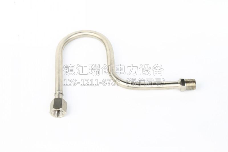 U型压力表弯管